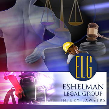Work Related Injury, Personal Injury Lawyer, Eshelman Legal Group