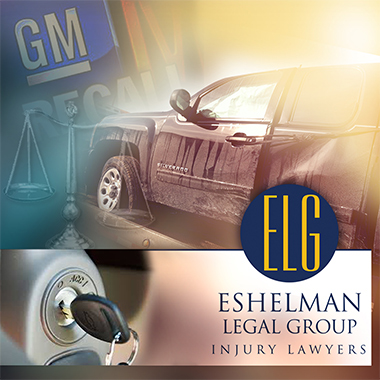 GM Defective Ignition Switch, Akron Personal Injury Lawyer, Eshelman Legal Group
