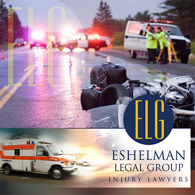 Serious Motorcycle Accident, Eshelman Legal Group