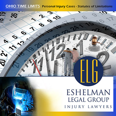 Ohio Legal Time Limits, Akron, Canton, Cleveland Personal Injury Lawyers, Eshelman Legal Group